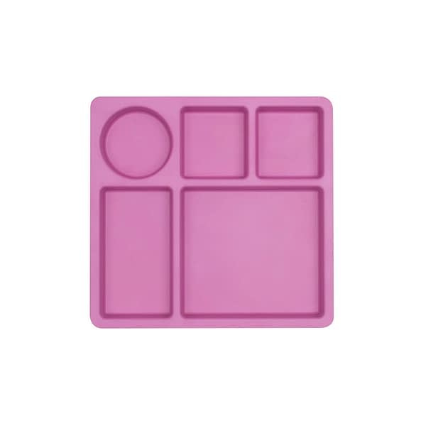 Divided.plate.flamingo.pink.2