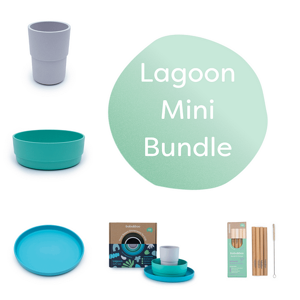 Lagoon Mini Plant-based Bundle