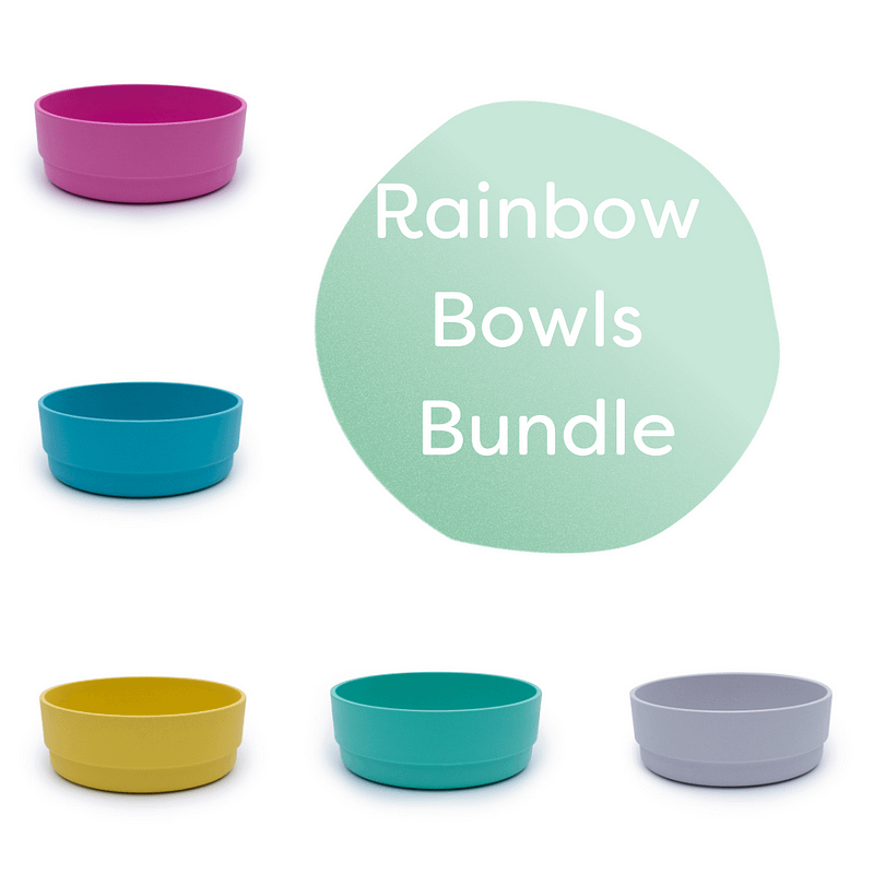 plant-based bowls bundle