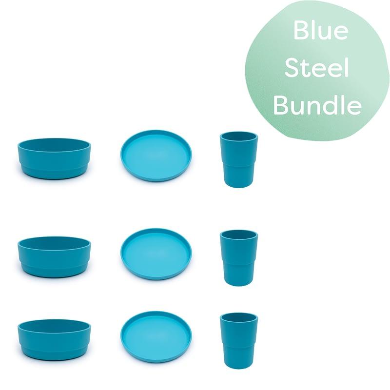 Blue Steel Bundle