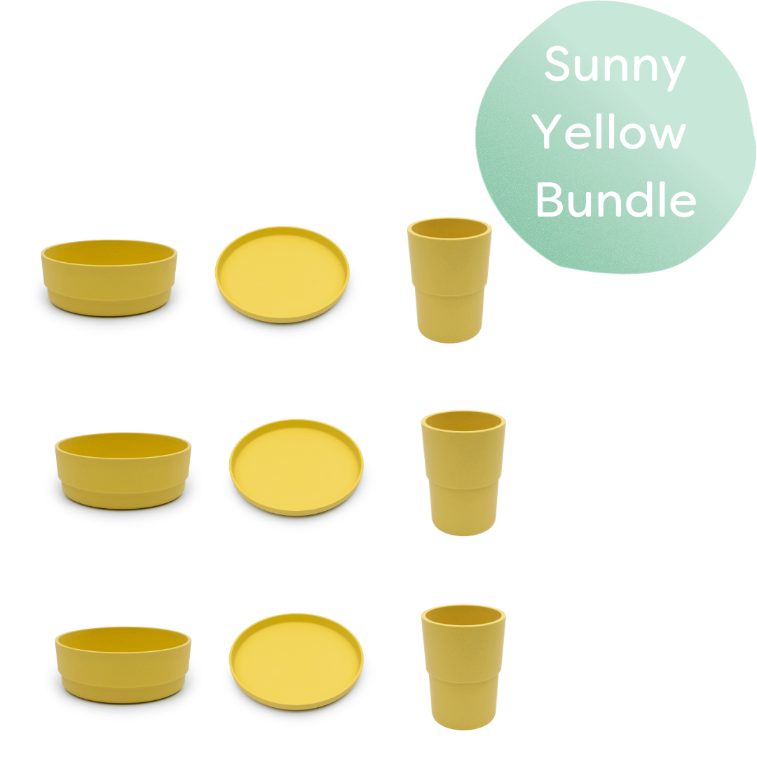 Sunny Yellow Bundle