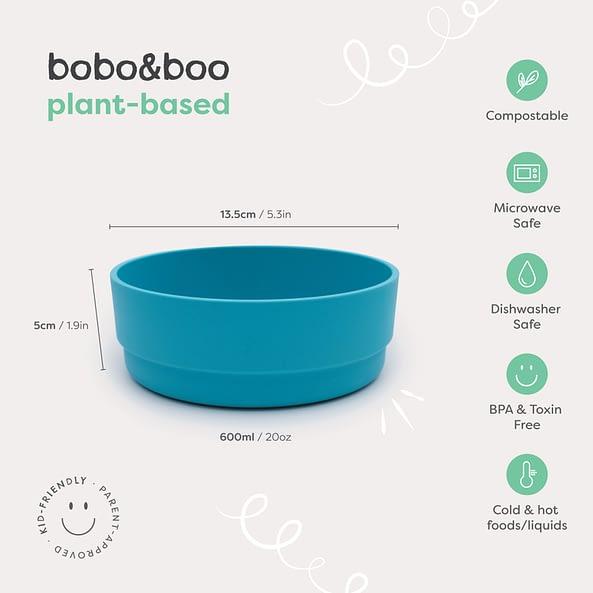 Bobo&boo Plantbased Measurements Bowl
