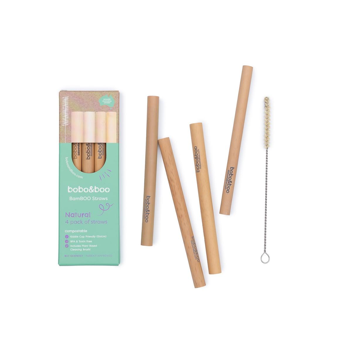 Bobo&boo bamboo straws